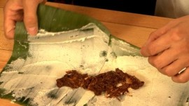 How to Make Mexican Tamales with Mole, Part 2