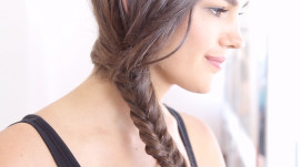 How to Do a Fishtail Braid: Hey, Hair Genius Shows you the Perfect Hairstyle to Try When You're Short on Time