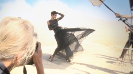 Behind the Scenes: Rihanna's November 2012 Cover Shoot