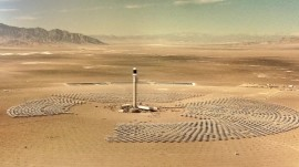 Crescent Dunes Solar Energy Project Part 1: The Facility