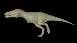 Walking With Dinosaurs: Muscle Simulation and Feathered Effects Exclusive