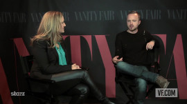 "Aaron Paul on ""Hellion"""