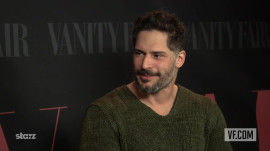 "Joe Manganiello on ""La Bare"""