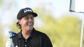 Behind The Scenes With Phil Mickelson