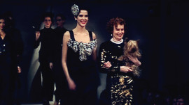 Vivienne Westwood's First Paris Show