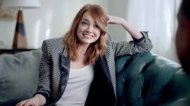 "Emma Stone Stars in ""A Way In"""