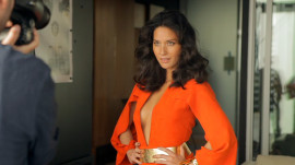 Olivia Munn's Cover Shoot