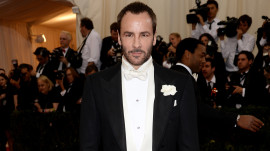 Tom Ford at the 2014 Met Gala
