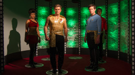 Catch Vic Mignogna Behind the Scenes in the Series Star Trek Continues