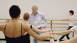 Taking a Class with New York City Ballet's Peter Martins