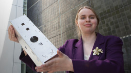 Say Hello to Rebecca Jolitz, the 19-year-old Thiel Fellow Who Wants to Disrupt the Satellite Industry