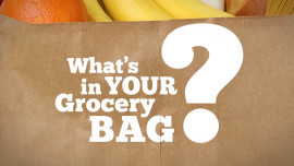 What's In Your Grocery Bag?