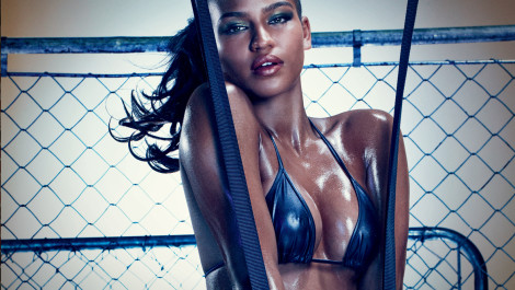 Diddy's Girl: Cassie - GQ