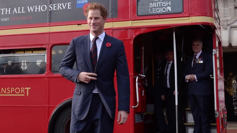 Prince Harry Is a Master of Versatile Royal Style