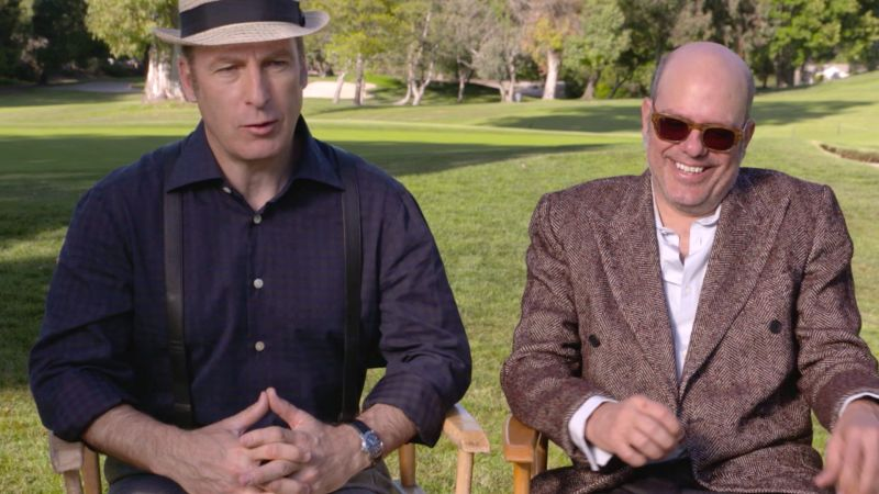 Mr. Show Rides Again: Bob Odenkirk and David Cross Re-unite for New Netflix Sketch Series