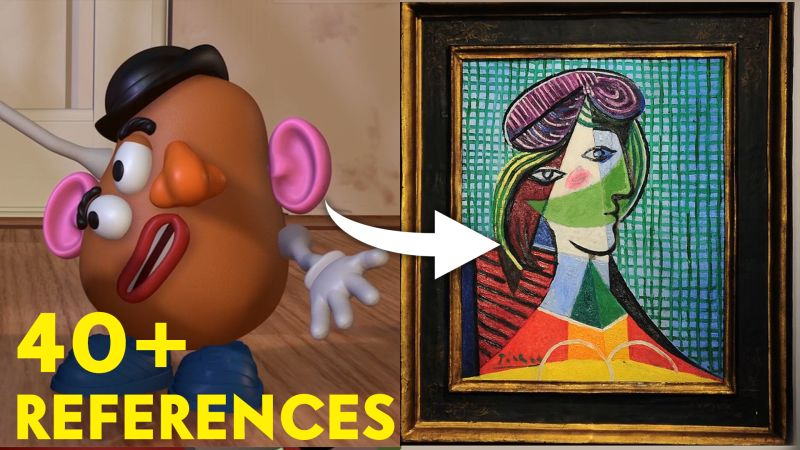 Toy Story: All the Pop Culture That Inspired Pixar's Classic Series