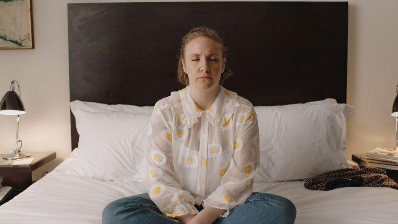 The Lena Dunham Guide to Meditation