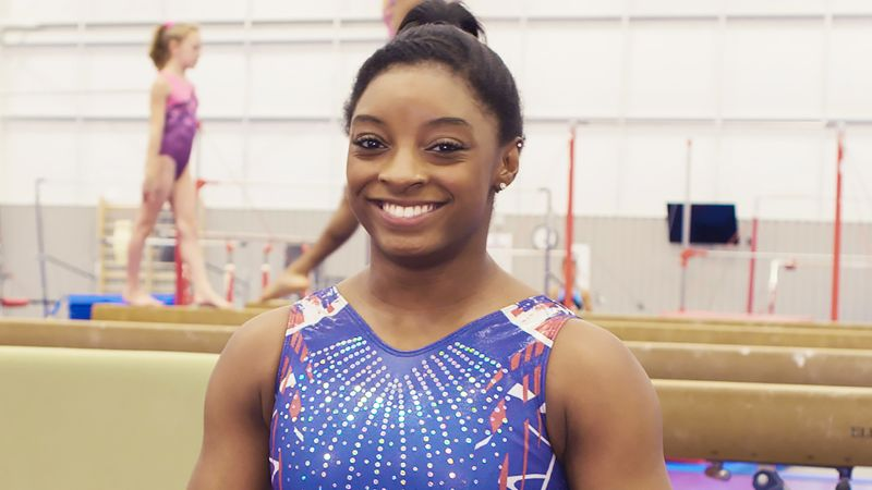 Simone Biles Just Came Up With Her Couple Name With Zac Efron and It's Perfect