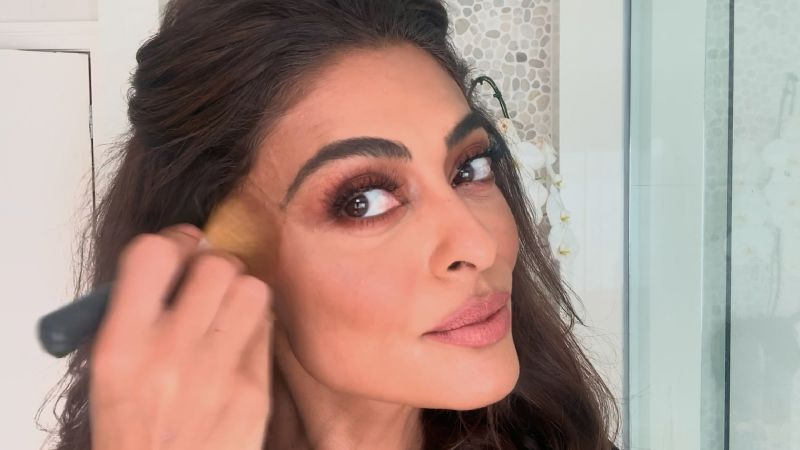 Juliana Paes Does Her Everyday Bombshell Beauty Look