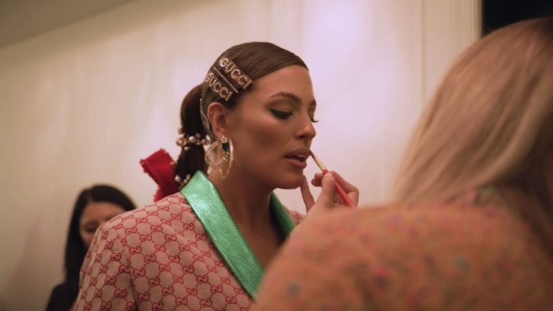 Watch Supermodel Ashley Graham Get Met Gala Gorgeous With Dapper Dan