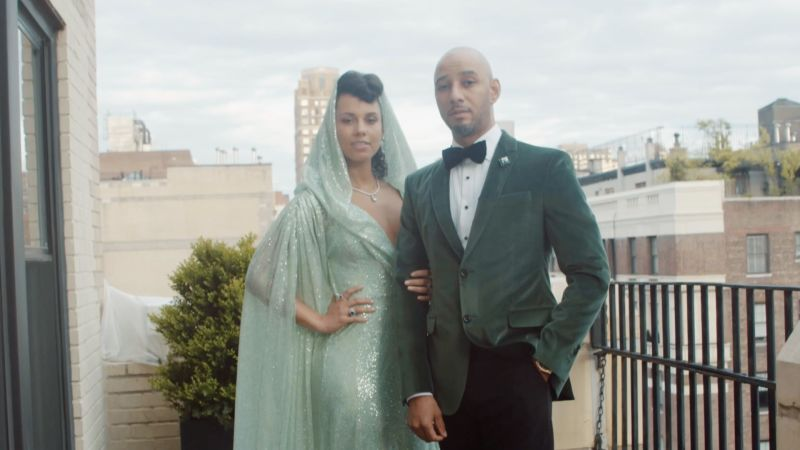 Alicia Keys and Swizz Beatz Turned the Met Gala Into the Ultimate Date Night
