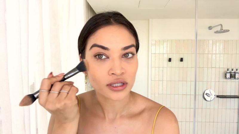 Shanina Shaik's Guide to a Summer Skin Glow-Up