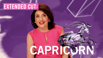 Extended Cut: Glamourscopes with Susan Miller - Capricorn Full Horoscope for 2015