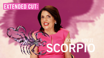 Extended Cut: Glamourscopes with Susan Miller - Scorpio Full Horoscope for 2015