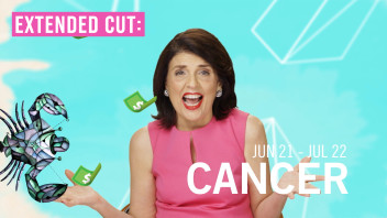 Extended Cut: Glamourscopes with Susan Miller - Cancer Full Horoscope for 2015