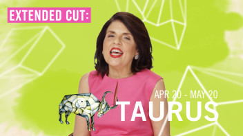 Extended Cut: Glamourscopes with Susan Miller - Taurus Full Horoscope for 2015