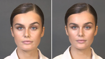 Contouring vs. Strobing: Beyoncé's Makeup Artist Shows the Difference