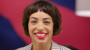 """The Mirror Monologues - Jillian Mercado's Mirror Monologue, Brought to You By COVERGIRL: """"I Feel Most Beautiful In the Morning"""""""