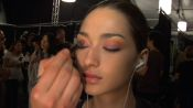 Allure Backstage Beauty: Colorful Shadows, Spring 2008