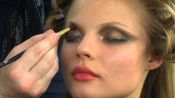Allure Backstage Beauty: Gold Shadow, Spring 2008