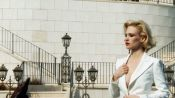 January Jones's Cover Shoot