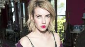 Emma Roberts: Goth Meets Innocence for the Elkin LookBook