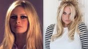 Get the Brigitte Bardot Look with Model Genevieve Morton