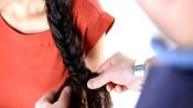 Easiest Way to Do a Fishtail Braid