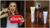 Allure's March 2015 Beauty Box Haul + Contest