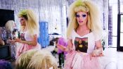 Drag Superstar Willam's Glamorous Dressing Room Tour