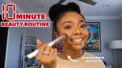 Skai Jackson's 10 Minute Makeup Routine