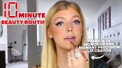 TikTok's Loren Gray's 10 Minute Makeup Routine