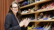 Jenna Lyons' Gorgeous Custom Closet & Bathroom Tour