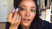 Tinashe's 10 Minute Beauty Routine For Perfect Eyebrows & Blush
