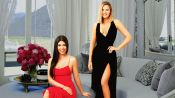 Behind the Scenes at Kourtney and Khloé Kardashian's New Calabasas Houses
