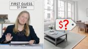 Guessing How Much a Luxury Manhattan Apartment Costs: Amateur to Agent