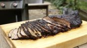 Smoked Brisket at Home