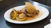 Charred Citrus & Lemon Chicken From Empire Diner's Amanda Freitag
