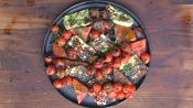 The BA Summer Grilling Manual: Grilled Halloumi With Watermelon