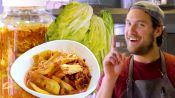 Brad Makes Kimchi